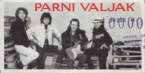 Parni Valjak - Zagreb