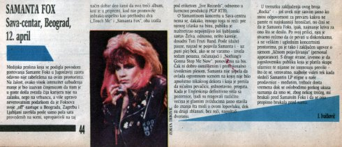 samanta-fox-u-beogradu-1983