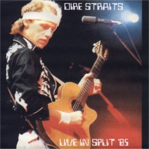 DIRE STRAITS Live in Split 1985