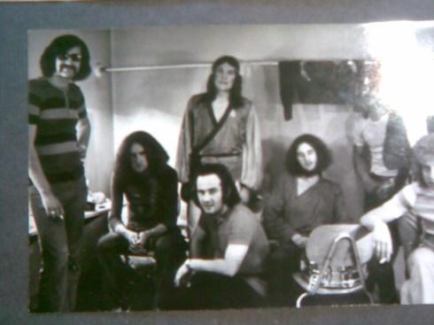 BRIAN AUGER Bg 1971 sa Korni grupom
