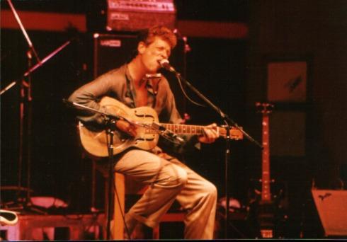 JOHN HAMMOND u Beogradu 1987