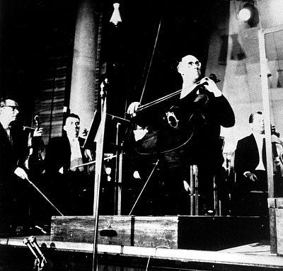MSTISLAV ROSTROPOVICH Zagreb 1965may12