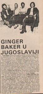 GINGER BAKER Bg1980 1