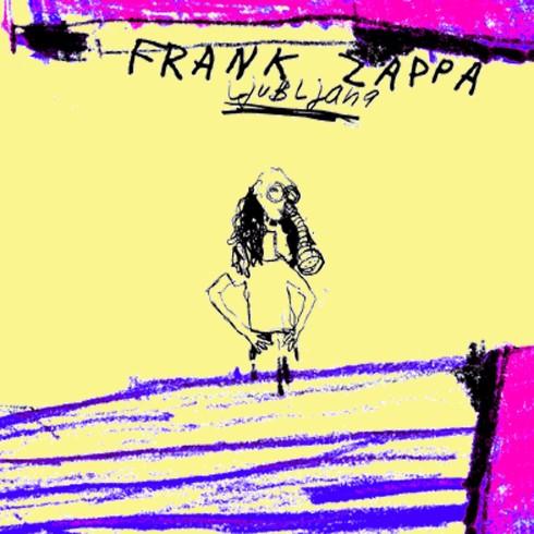 Frank Zappa Ljubljana  1975 FRONT