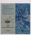 Program DUBROVACKIH LETNJIH IGARA 1968 1