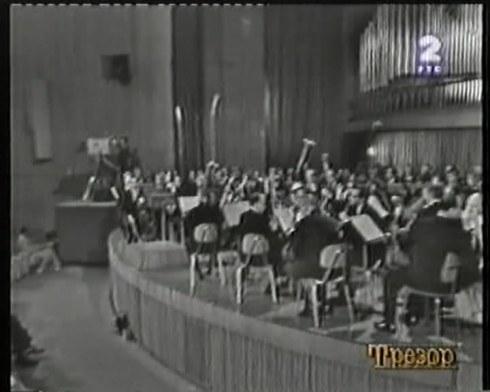 Berliner philarmonie Beograd 1969 1
