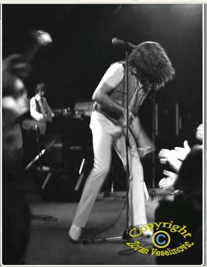 IAN GILLAN BAND Beograd 2 dec 1979