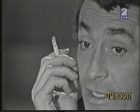JEAN CLAUDE PASCAL TV Beograd 1965 1