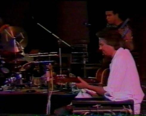 John McLaughlin trio Skopje 1990 4