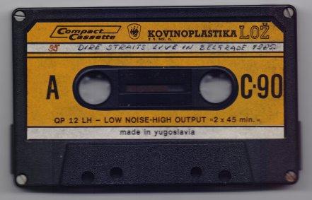 DIRE STRAITS Live in Belgrade 1985 2