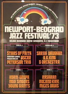 1973 11 04_07 - Newport Jazz Festival '73 - Beograd
