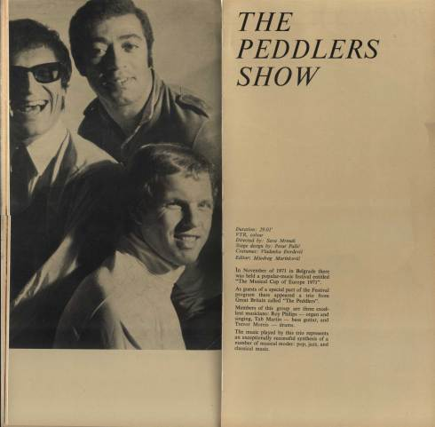 THE-PEDDLERS-Beograd-1971
