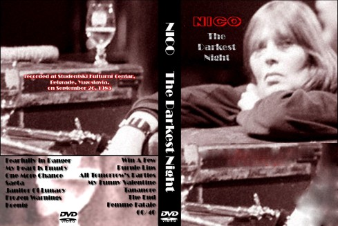 NICO DarkestNight Belgrade 1985