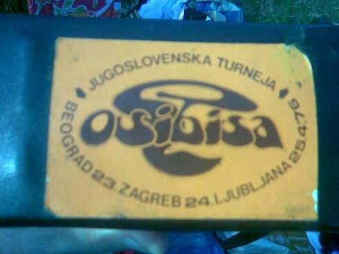 OSIBISA YUgoslavia 1976 2