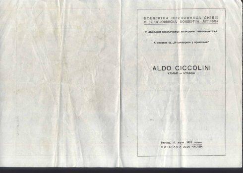 ALDO CICCOLINI Bg 1962 a