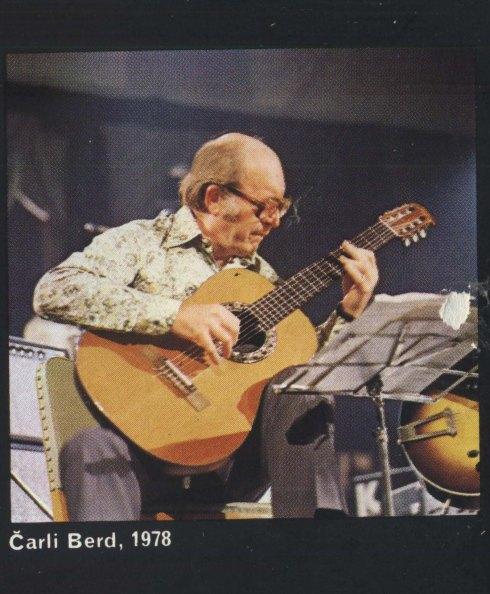 CHARLIE BYRD Beograd 1978