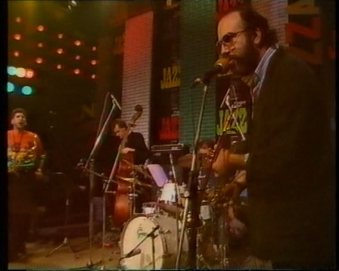 RANDY BRECKER Qurtet Zagreb 1987 1