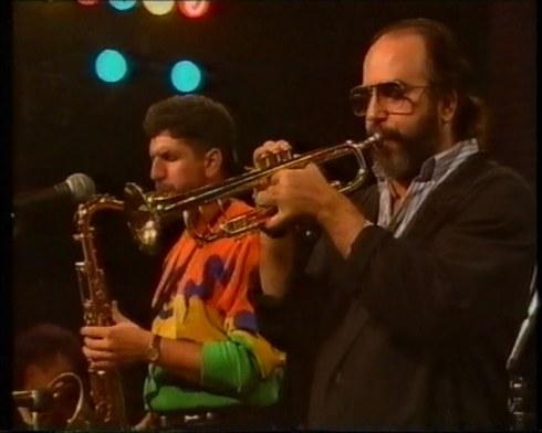 RANDY BRECKER Qurtet Zagreb 1987 2