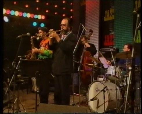 RANDY BRECKER Qurtet Zagreb 1987 3