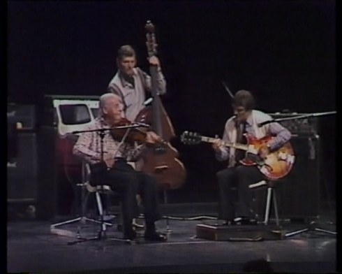 STEPHANNE GRAPELLI Beograd 1987 2