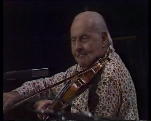 STEPHANNE GRAPELLI Beograd 1987 3