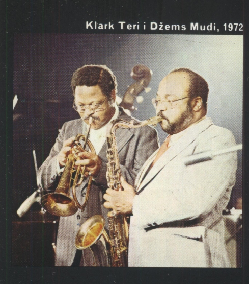 CLARKE TERRY JAMES MOODY Beograd 1972