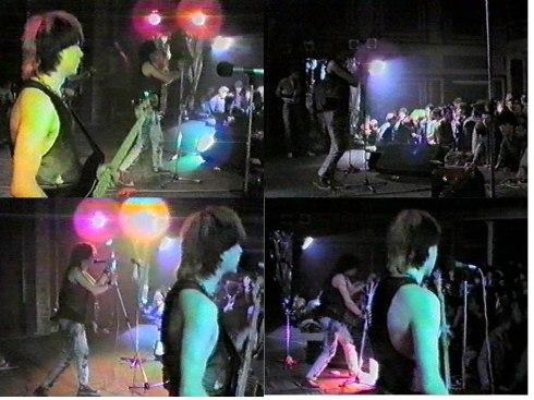 UK SUBS Subotica 1986
