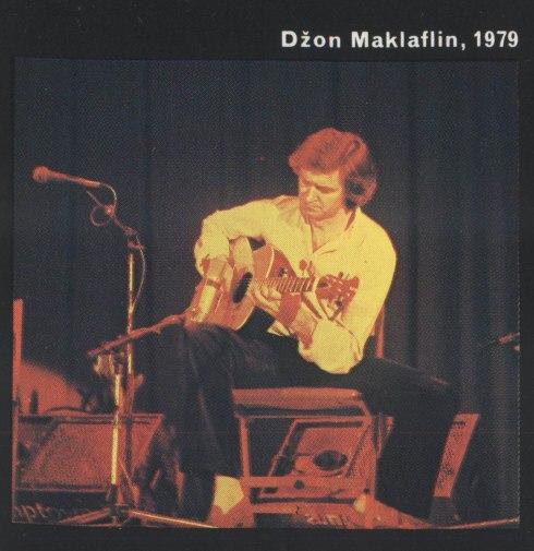 JOHN McLAUGHLIN Beograd 1979