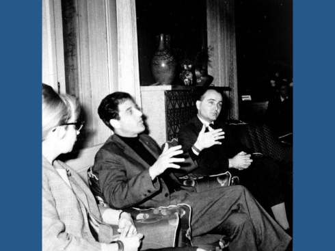 LUCAS FOSS Zagreb 1965